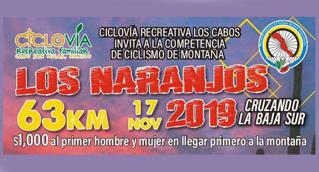 LOS NARANJOS MTB 2019
