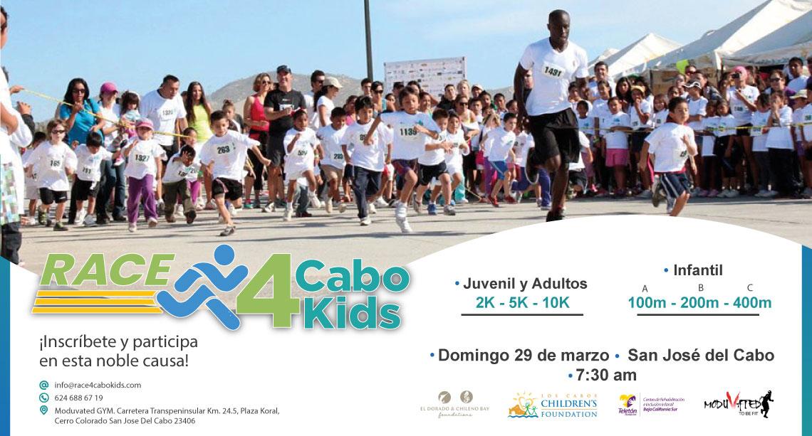 RACE 4 CABO KIDS
