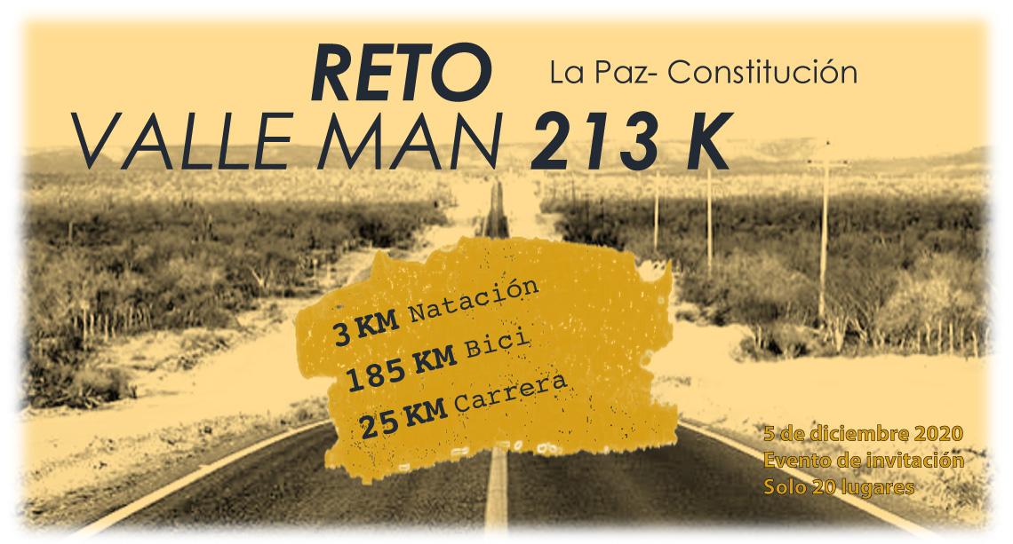 RETO VALLE MAN 213K