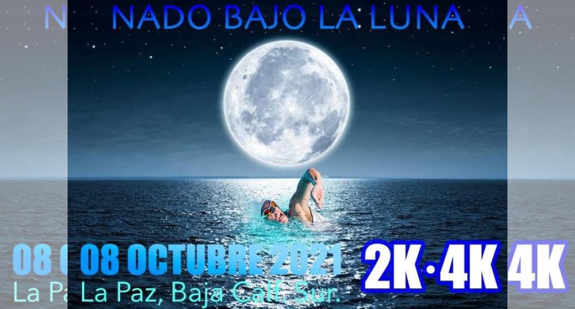 NADO BAJO LA LUNA 4K 2K